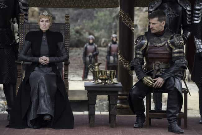Previous To The Debt Repayment... is listed (or ranked) 3 on the list Cersei Already Caused Her Own Downfall On 'Game Of Thrones,' And Everyone Missed It