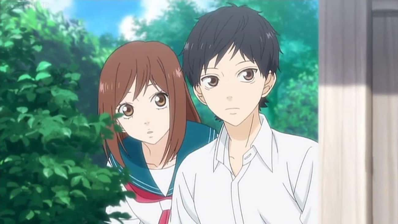Blue Spring Ride: Unwritten is listed (or ranked) 3 on the list The 15 Best Romance Anime OVAs of All Time
