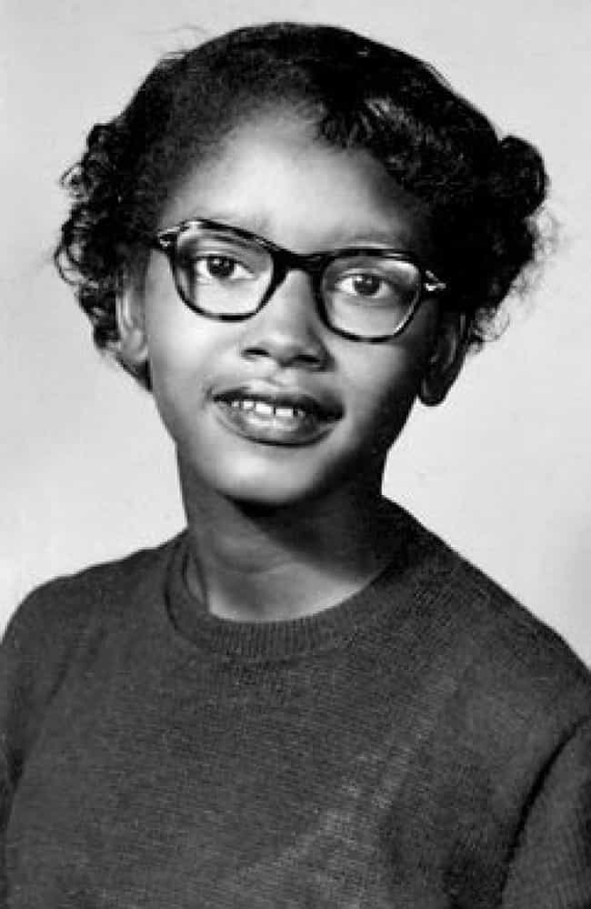 Two Police Officers Forcibly D... is listed (or ranked) 1 on the list Claudette Colvin: The Teenager Who Refused To Give Up Her Seat Before Rosa Parks Did