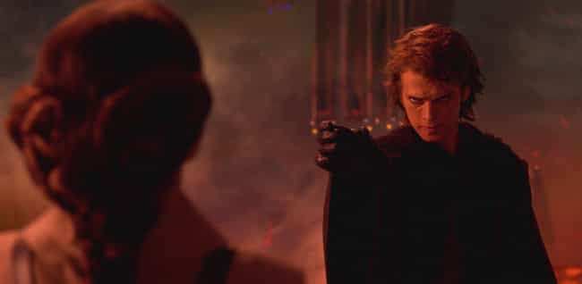 Anakin Chokes A Pregnant Padme... is listed (or ranked) 1 on the list Anakin And Padme's Relationship Is A Cycle Of Abuse