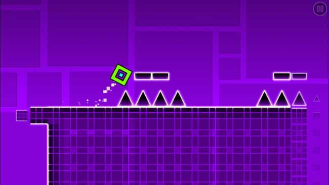 Geometry Dash is listed (or ranked) 2 on the list The 22 Best Mobile Jumping Games