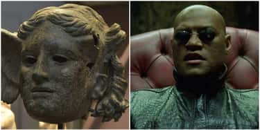 The Greek God Of Dreams - Morpheus From 'The Matrix'