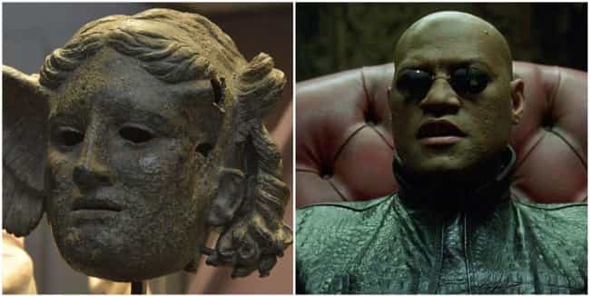 The Greek God Of Dreams ... is listed (or ranked) 2 on the list Mythological Easter Eggs Hiding In Pop Culture
