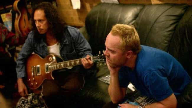 Their Therapist Is Also A 'Per... is listed (or ranked) 2 on the list Metallica's 'Some Kind Of Monster' Might Be The Least Metal Documentary Ever Made
