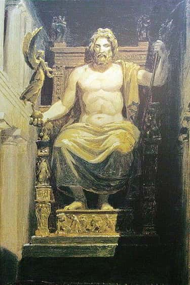 Humankind Annoyed Him, So He D is listed (or ranked) 6 on the list The Most Messed Up Things Zeus Ever Did