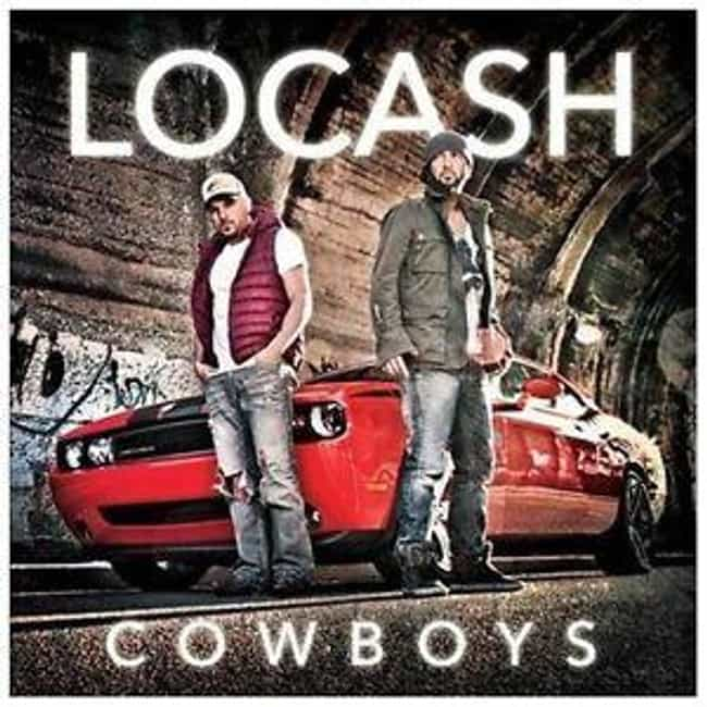 LoCash Cowboys is listed (or ranked) 3 on the list The Best LoCash Albums, Ranked