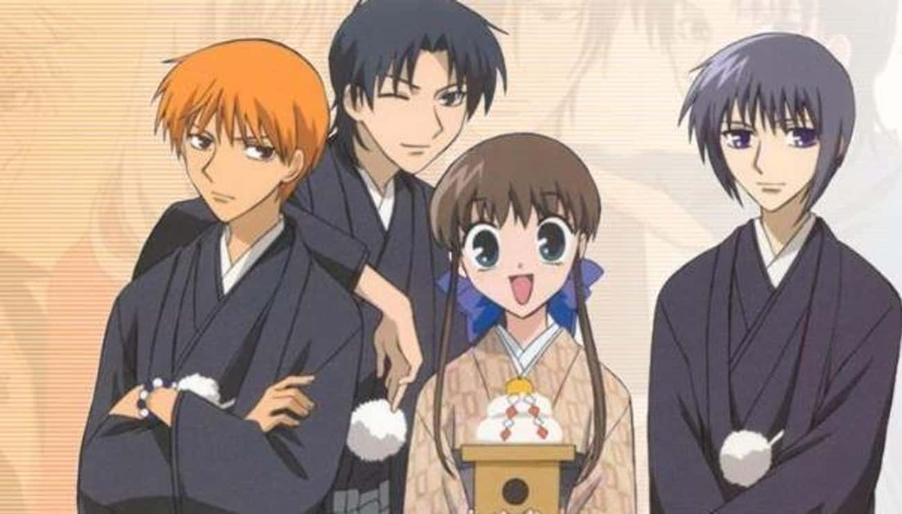 Fruits Basket is listed (or ranked) 4 on the list The 15 Best Romance Anime Dubs