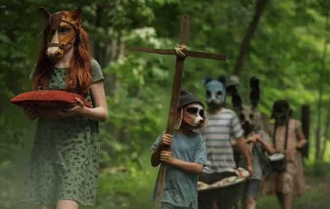 The Masked Procession is listed (or ranked) 2 on the list All The Differences Between The New 'Pet Sematary' Movie and The 1983 Book