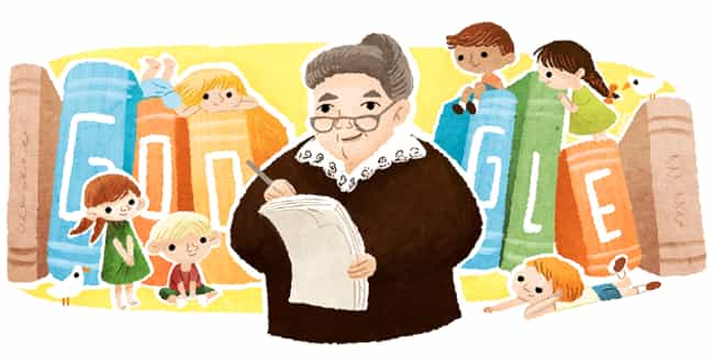 Sofia Mogilevskaya is listed (or ranked) 1153 on the list Every Person Who Has Been Immortalized in a Google Doodle