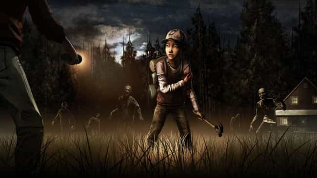 It's Interesting Even Wh... is listed (or ranked) 10 on the list The Best 'Walking Dead' Story Is Actually In A Video Game