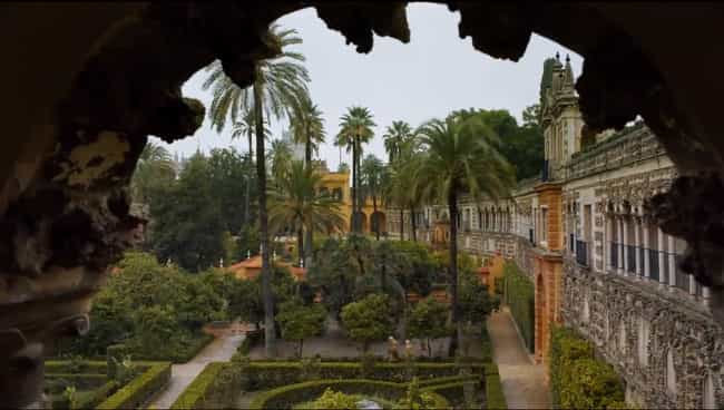 Dorne is listed (or ranked) 1 on the list Where Would You Want To Live In The Seven Kingdoms?