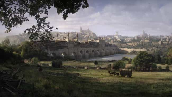 Volantis is listed (or ranked) 3 on the list Where Would You Want To Live In The Seven Kingdoms?