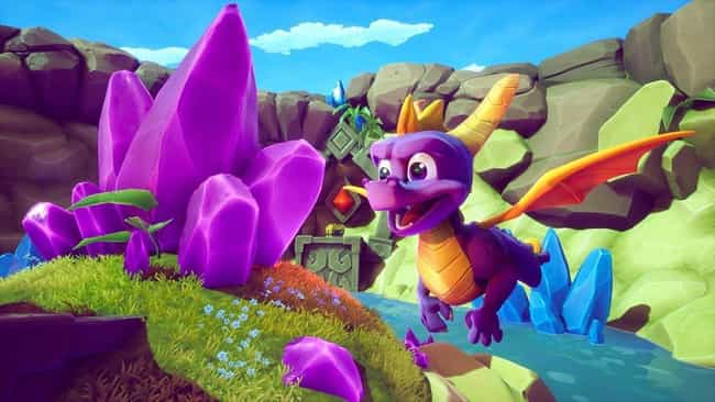 Spyro Reignited Trilogy is listed (or ranked) 2 on the list Video Game Remasters That Are Actually Worth It