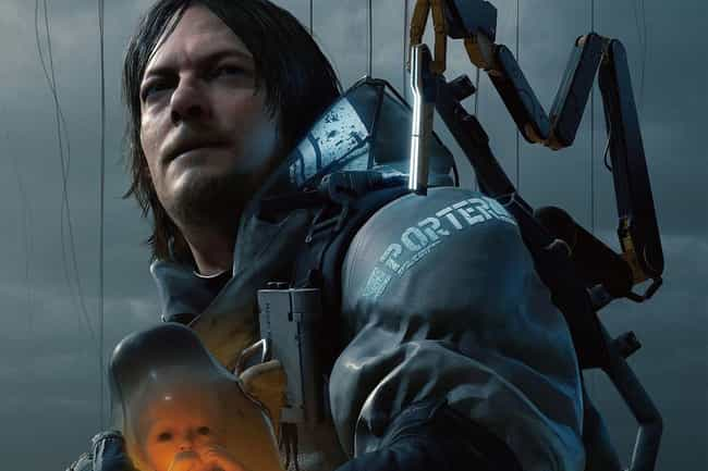 Del Toro And Hideo Kojima Were... is listed (or ranked) 1 on the list What Is 'Death Stranding,' The Ultra-Secret New Video Game From Legendary Designer Hideo Kojima?