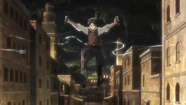 Attack on Titan: No Regrets is listed (or ranked) 1 on the list The 15 Best Action Anime OVAs of All Time