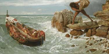 Poseidon Delayed Odysseus's Voyage After He Blinded The God's Son