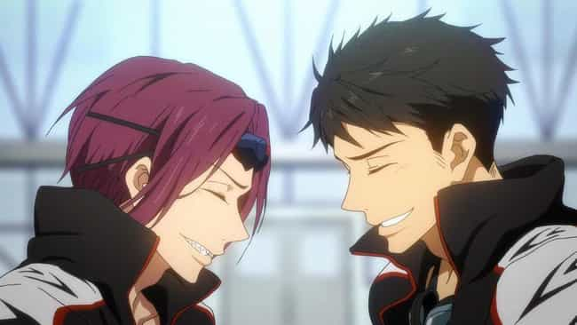 Free! is listed (or ranked) 1 on the list The Best Anime Like Yuri!!! On Ice