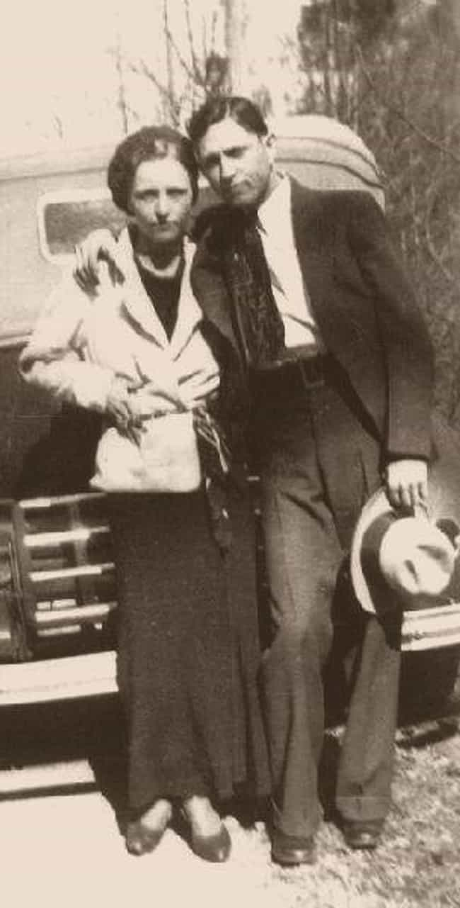 January 1930: Bonnie And... is listed (or ranked) 1 on the list A Timeline Of Bonnie And Clyde's Spree Of Love And Crimes