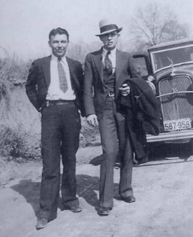 March 1932: The Barrow G... is listed (or ranked) 3 on the list A Timeline Of Bonnie And Clyde's Spree Of Love And Crimes