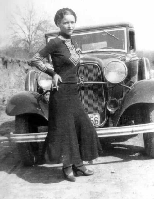 April 19, 1932: Bonnie I... is listed (or ranked) 4 on the list A Timeline Of Bonnie And Clyde's Spree Of Love And Crimes