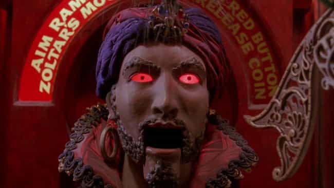 Zoltar Is Terrifying And... is listed (or ranked) 3 on the list 'Big' Is Actually An Existential Nightmare