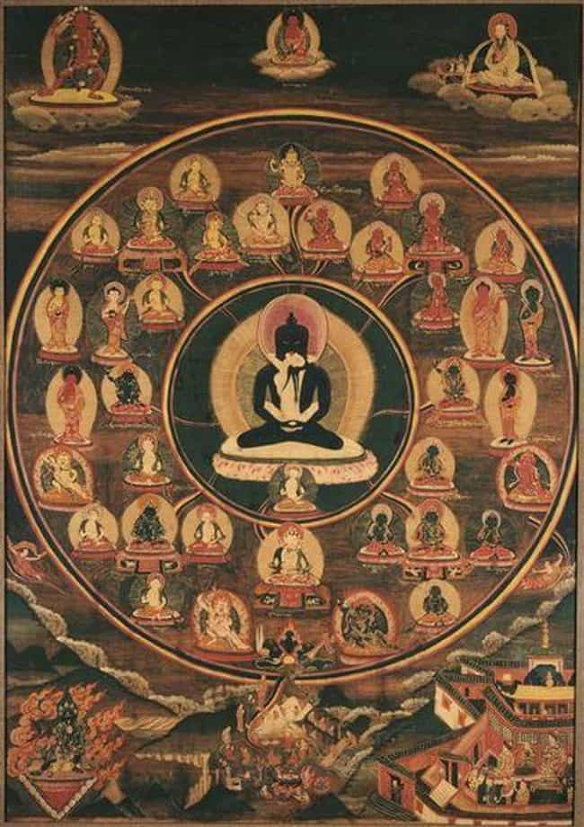 In Tibetan Buddhism, Rebirth I... is listed (or ranked) 3 on the list All Of The Versions Of Purgatory