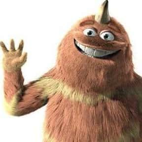 George Sanderson is listed (or ranked) 10 on the list All The Monsters In The 'Monsters, Inc.' Franchise, Ranked By Cuteness