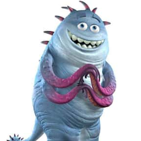 Thaddeus Bile is listed (or ranked) 16 on the list All The Monsters In The 'Monsters, Inc.' Franchise, Ranked By Cuteness
