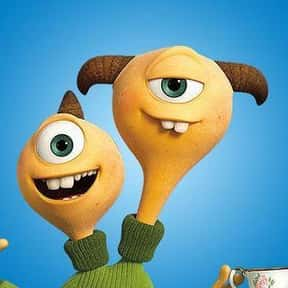 Terri & Terry Perry is listed (or ranked) 14 on the list All The Monsters In The 'Monsters, Inc.' Franchise, Ranked By Cuteness