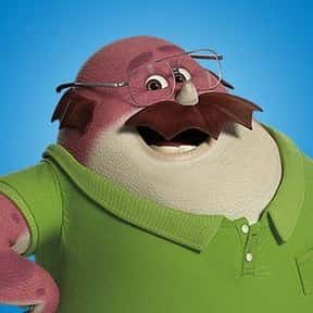 Don Carlton is listed (or ranked) 8 on the list All The Monsters In The 'Monsters, Inc.' Franchise, Ranked By Cuteness