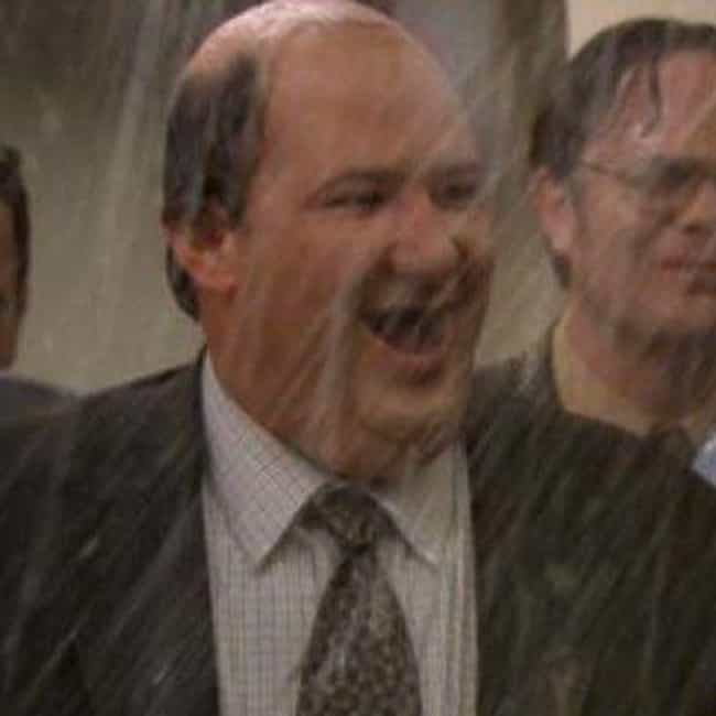All Of Us is listed (or ranked) 4 on the list The Best Things Kevin Malone Ever Said