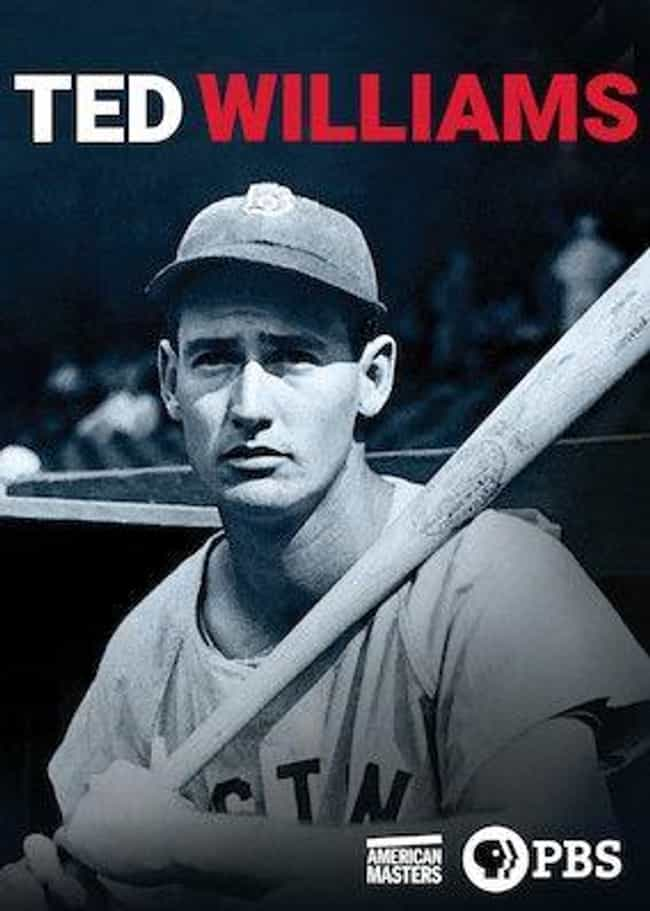 American Masters: Ted Williams is listed (or ranked) 3 on the list The Best Baseball Films & Documentaries on Netflix