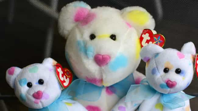 Beanie Babies is listed (or ranked) 4 on the list The Best '90s Toys Every Girl Wanted