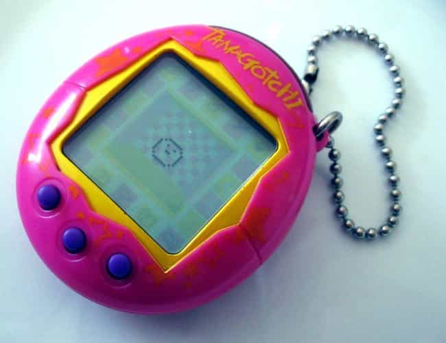 Tamagotchi is listed (or ranked) 2 on the list The Best '90s Toys Every Girl Wanted