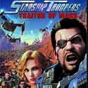 Starship Troopers: Traitor of ... is listed (or ranked) 2 on the list The Best Space Movies Streaming on Hulu