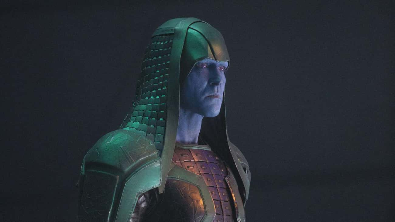 He's Part Of The Kree Aristocr is listed (or ranked) 4 on the list 13 Things From The Comics You Didn't Know About Ronan The Accuser