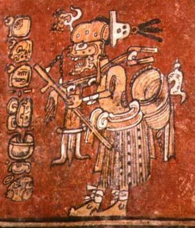 Cizin, One Of The Mayans... is listed (or ranked) 3 on the list Who Are Satan's Equivalents In Different World Religions?