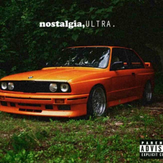 Nostalgia, Ultra is listed (or ranked) 3 on the list The Best Frank Ocean Albums, Ranked