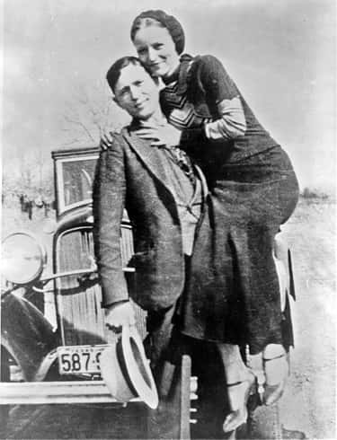 Bonnie Parker And Clyde Barrow is listed (or ranked) 2 on the list The Real Story Behind Netflix's 'The Highwaymen'