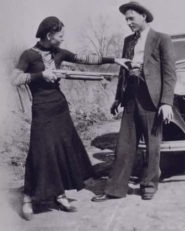 To Track Bonnie Parker And Clyde Barrow, Frank Hamer Tried To Get Inside Their Heads
