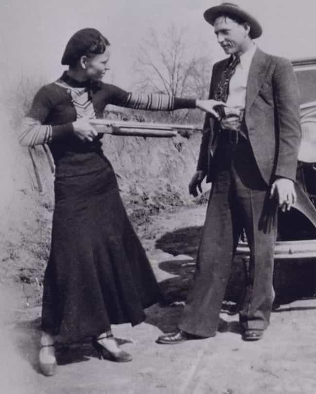 To Track Bonnie Parker A... is listed (or ranked) 1 on the list The Real Story Behind Netflix's 'The Highwaymen'