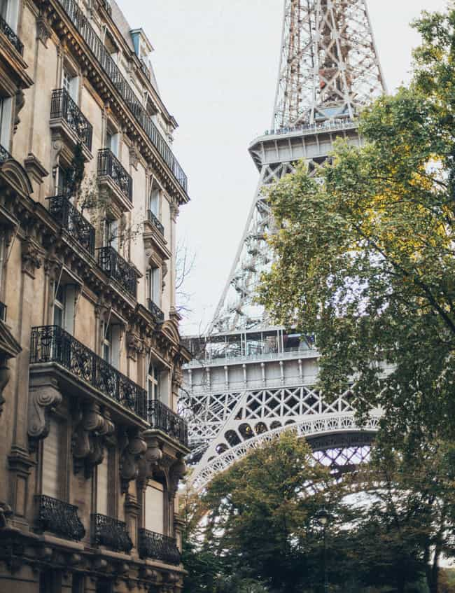 Hundreds Of People Have Taken ... is listed (or ranked) 3 on the list Disturbing Facts And Stories About The Eiffel Tower