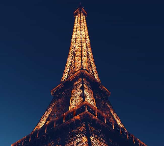 A Jumper Fell On A Restaurant'... is listed (or ranked) 1 on the list Disturbing Facts And Stories About The Eiffel Tower