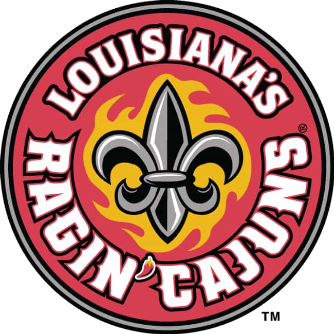 Louisiana Ragin' Cajuns is listed (or ranked) 3 on the list The Best Sun Belt Football Teams