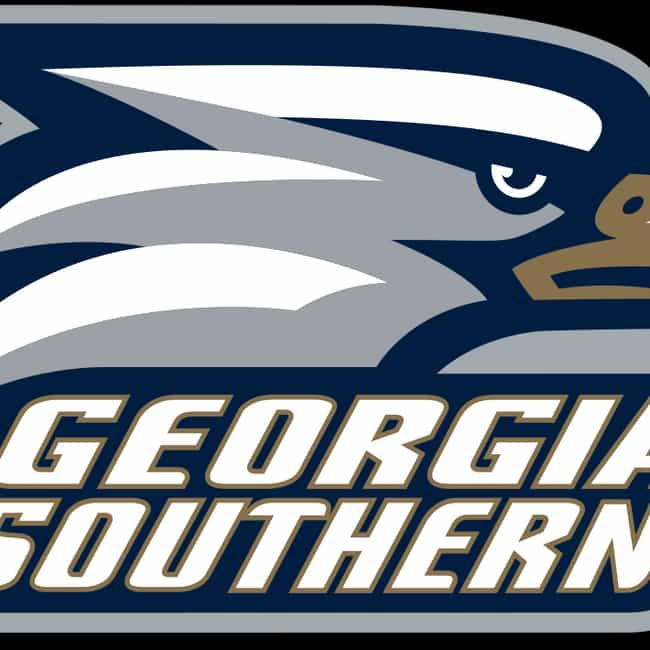 Georgia Southern Eagles is listed (or ranked) 1 on the list The Best Sun Belt Football Teams