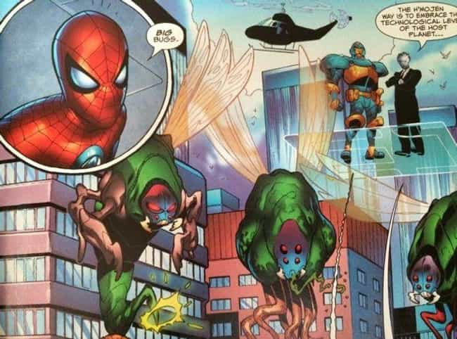 Spider-Man And The Fantastic F... is listed (or ranked) 2 on the list The Comic Book History Between Spider-Man And The Fantastic Four