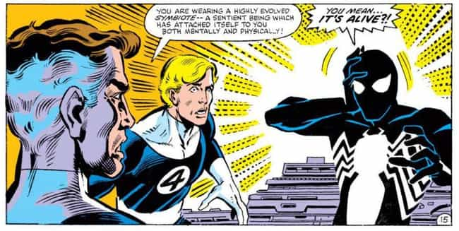 Spider-Man Learned The Truth A... is listed (or ranked) 4 on the list The Comic Book History Between Spider-Man And The Fantastic Four