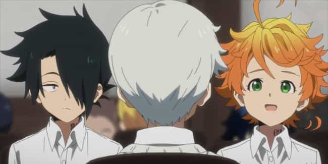 Then Destroy This Damned World... is listed (or ranked) 2 on the list The Best Quotes from The Promised Neverland