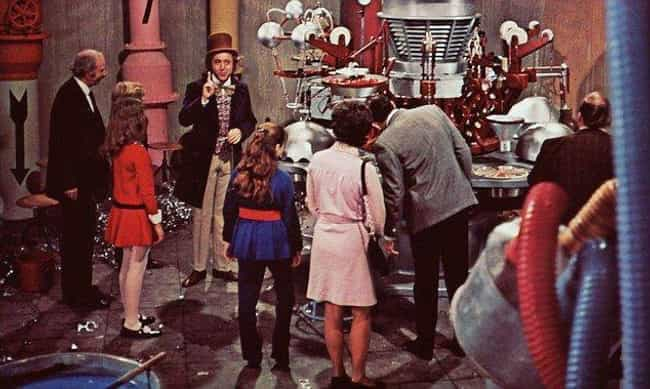 Wonka's Guests Are Guinea Pigs... is listed (or ranked) 3 on the list There's A Theory That 'Willy Wonka & the Chocolate Factory' Is Actually About A Tormented Killer
