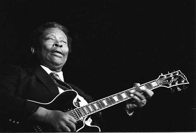 BB King's Gibson 335, AKA 'Luc... is listed (or ranked) 2 on the list The Most Famous Guitars Of All Time